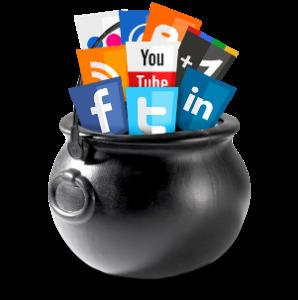 social-media-couldron