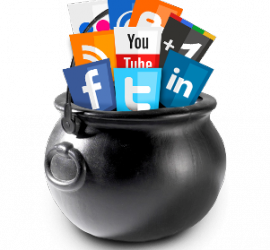 social-media-couldron